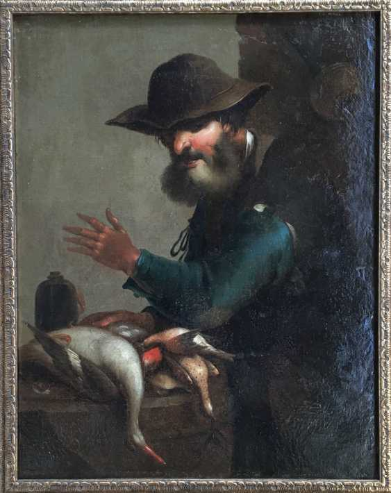"The picture of the ""Lucky hunter"", K. XVIII. XIX. - photo 5"