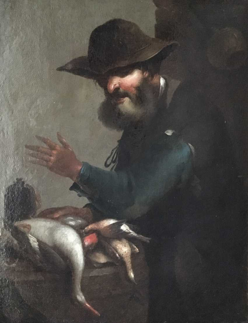 "The picture of the ""Lucky hunter"", K. XVIII. XIX. - photo 4"