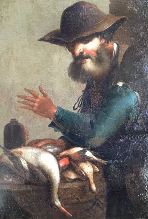 "The picture of the ""Lucky hunter"", K. XVIII. XIX. - photo 3"