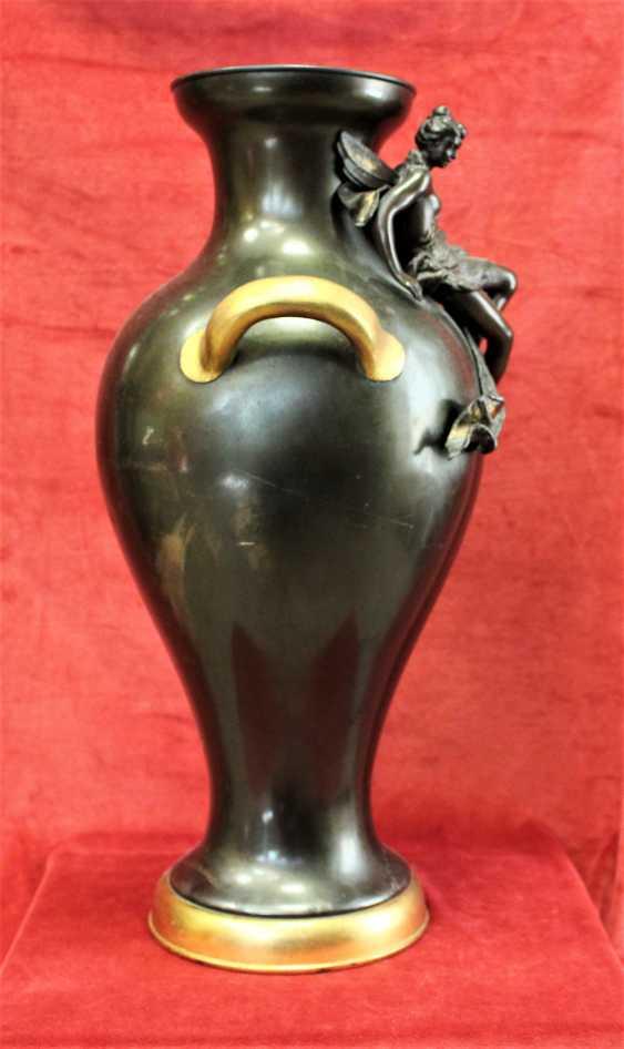 Bronze vase, XIX century - photo 2
