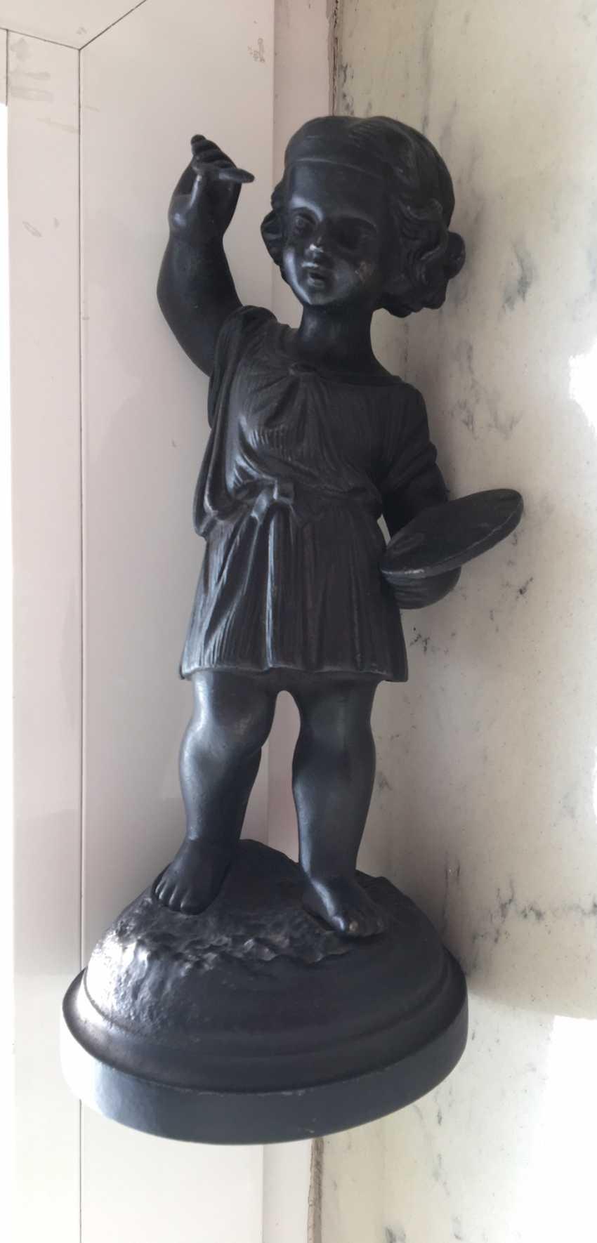 "Figurine ""Young artist"" - photo 5"