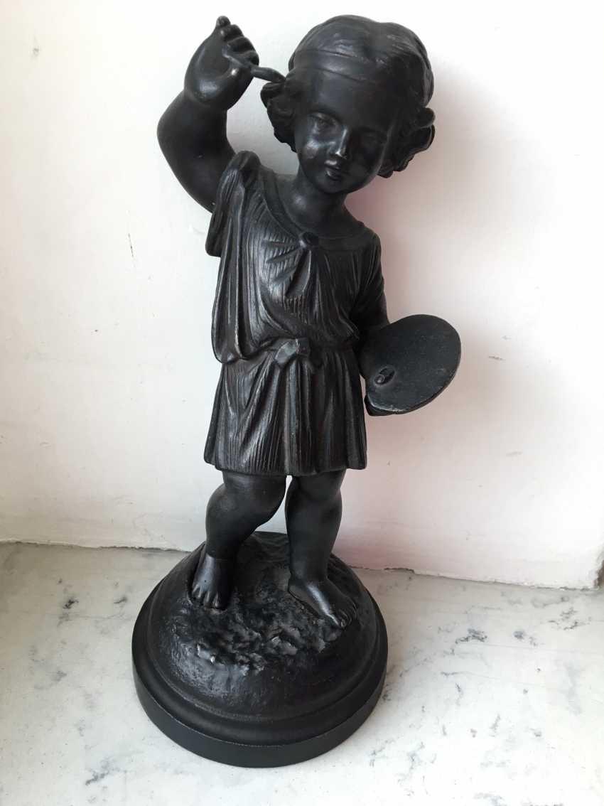 "Figurine ""Young artist"" - photo 3"