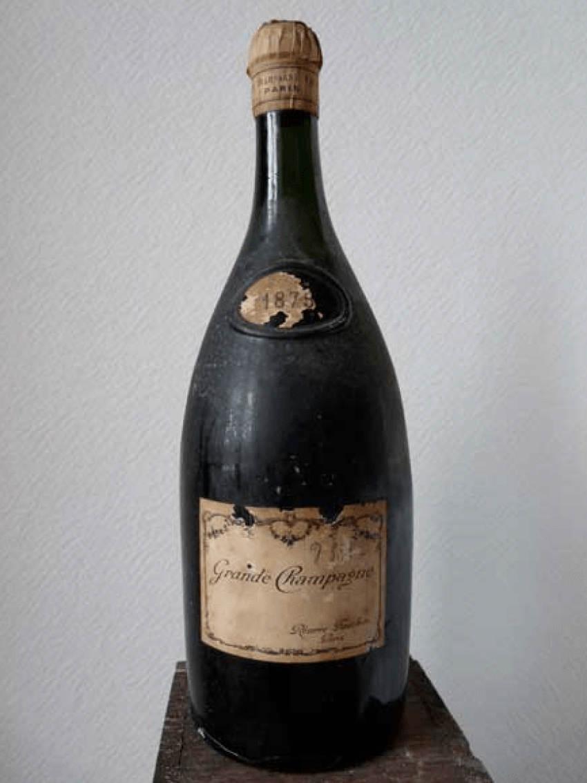 Cognac Reserve Fauchon Grande Champagne - photo 1