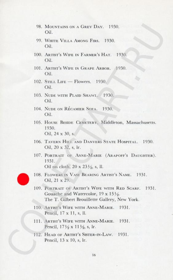 Арапов A. Und 1931.Leinwand .81х54 siehe - Foto 2