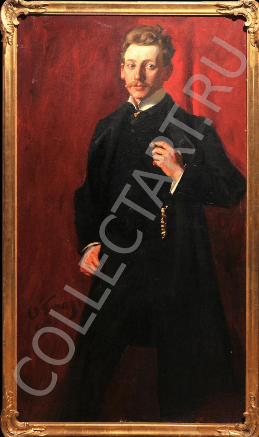 BRAZ OSIP EMMANUILOVICH (1873 – 1936) - photo 1