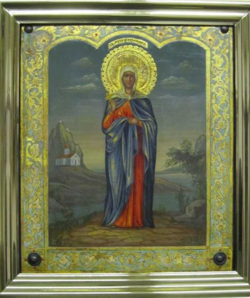 Holy Martyr Alexandra - photo 1