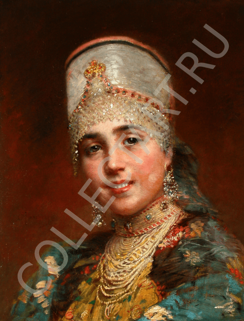 YE KONSTANTIN MAKOVSKY (1839 – 1915) - photo 2