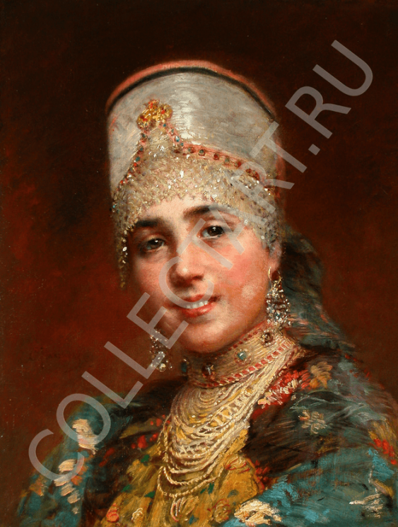 YE KONSTANTIN MAKOVSKY (1839 – 1915) - photo 3