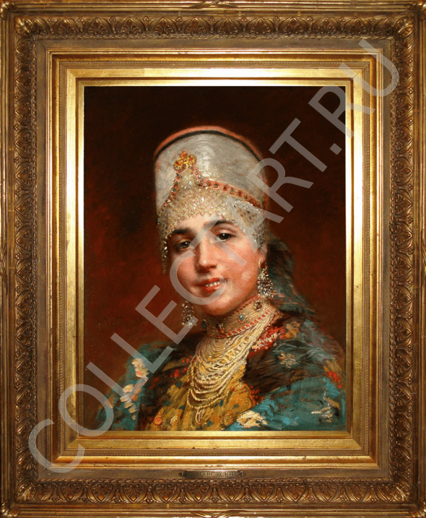 YE KONSTANTIN MAKOVSKY (1839 – 1915) - photo 1