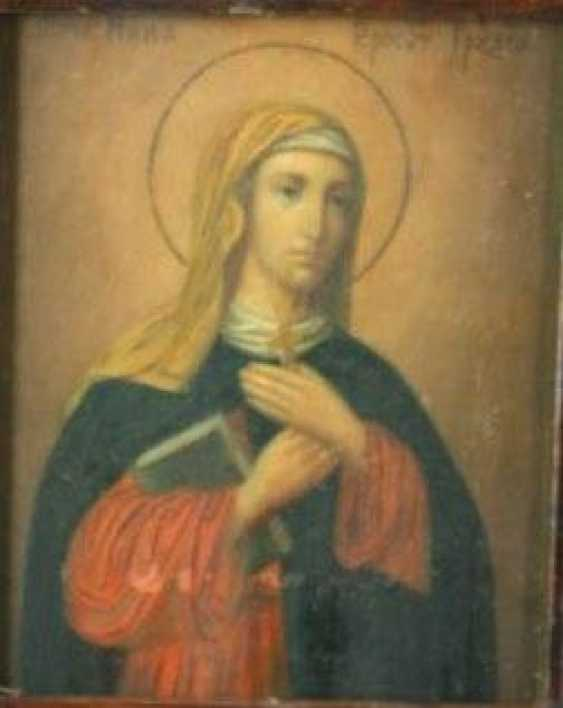 Holy equal to the apostles Nina of the Georgian - photo 1