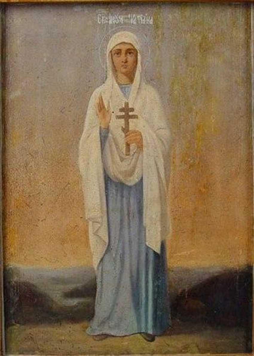 The Holy Great Martyr Tatiana (Tatyana) - photo 1