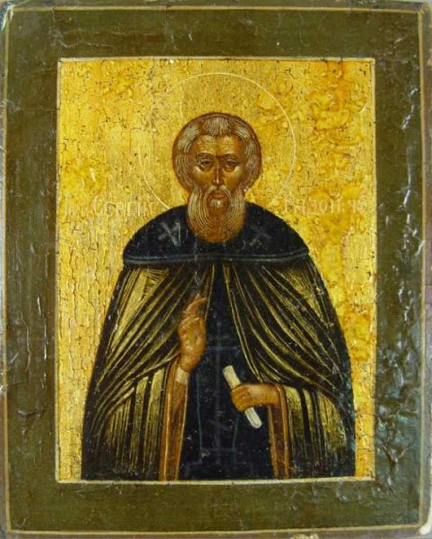 St. Sergius of Radonezh (Sergey) - photo 1