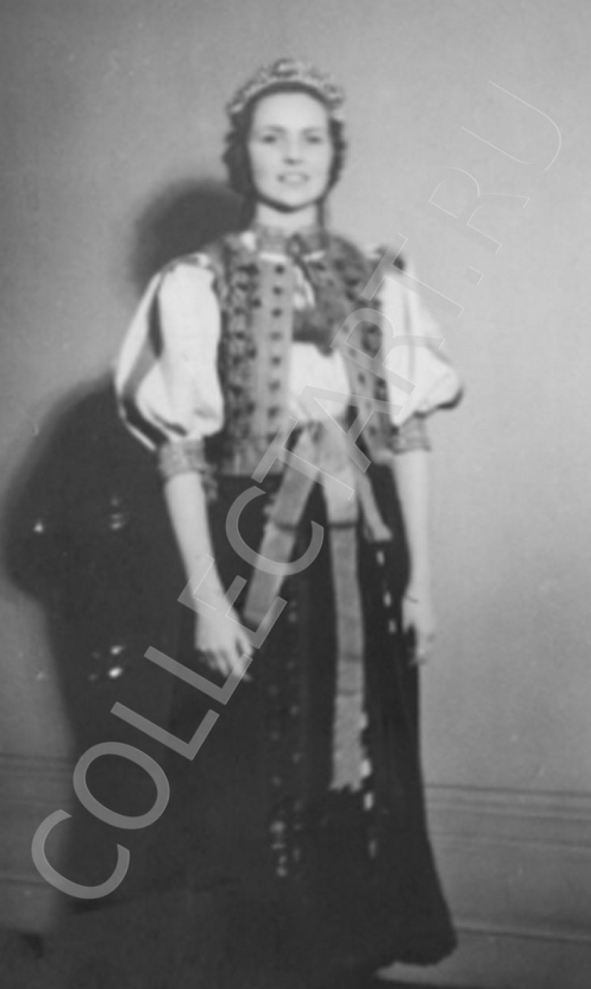 ZINAIDA SEREBRYAKOVA (1884 – 1967) - photo 3