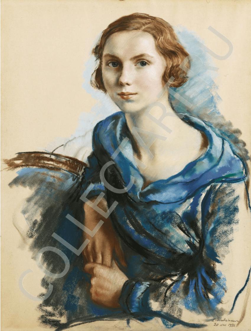ZINAIDA SEREBRYAKOVA (1884 – 1967) - photo 2