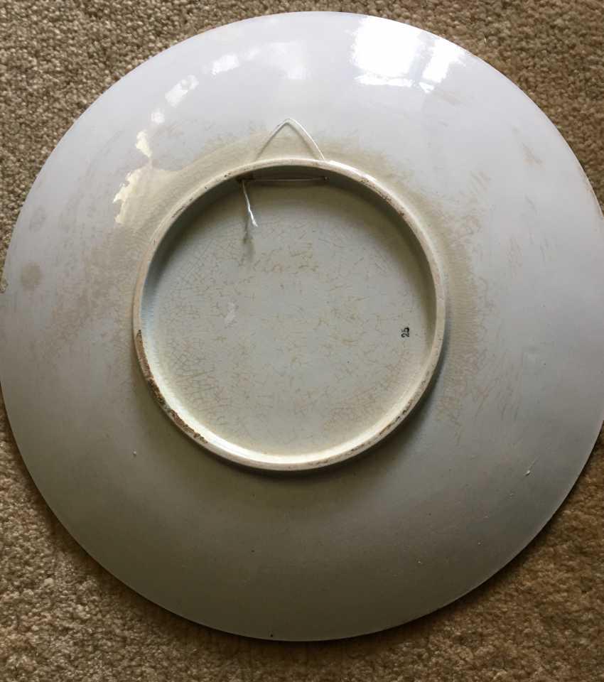 """Plate """"Pioneers"""", Konakovo, XX century - photo 2"""