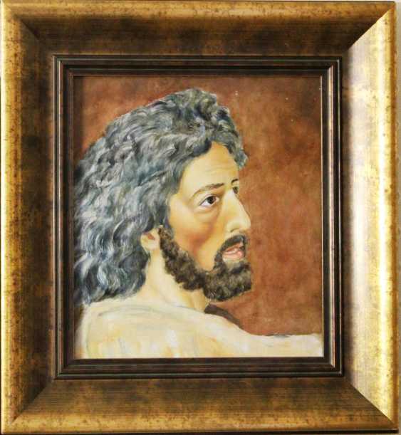 "The painting ""John the Baptist"" Isachev A. A. 1979. - photo 2"