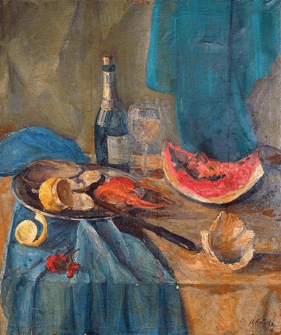 Still life Kotov 1916 - photo 1