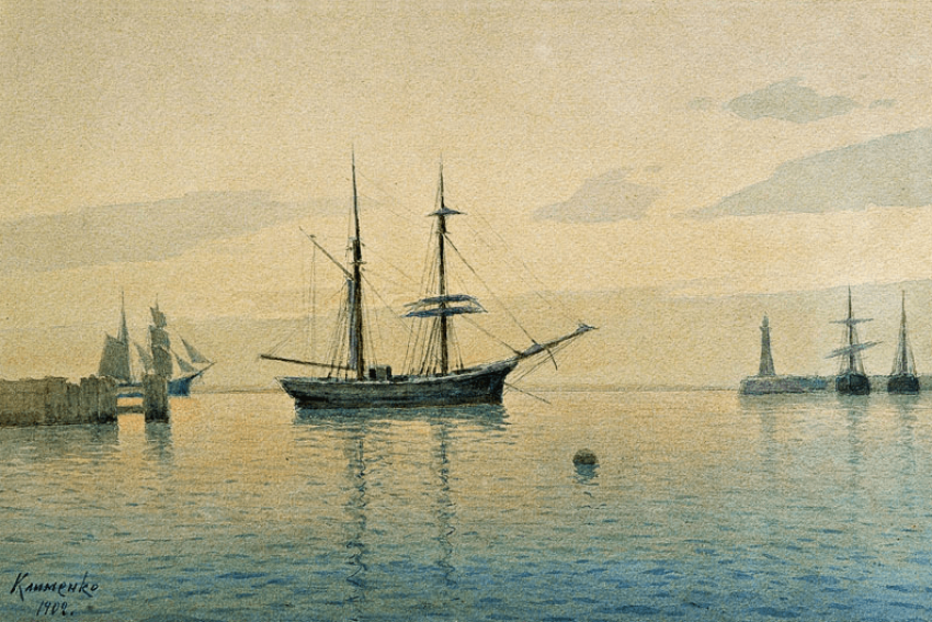 Bay F. Klimenko 1902. - photo 1