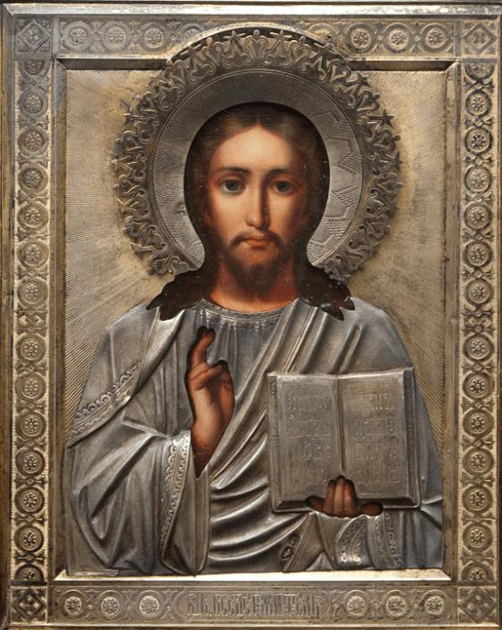 "Icon ""The Savior"" - photo 1"