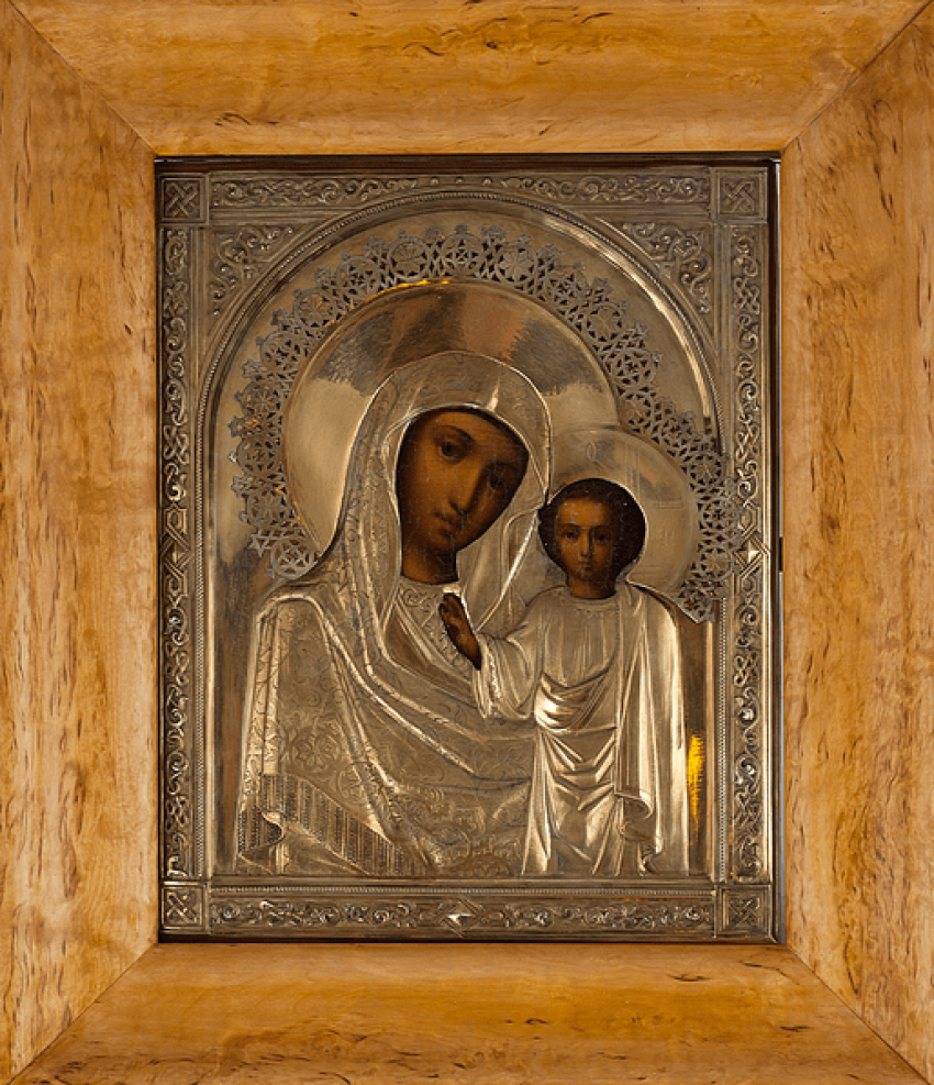 "Kazanskaya Mother Of God"" - photo 1"