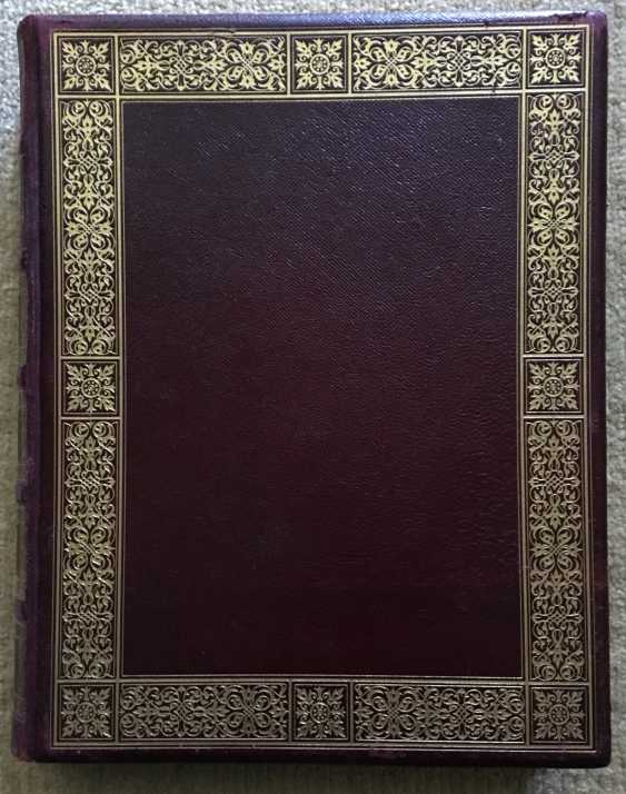 """The book """"Les Saints Evangiles"""", Paris, 1899 - photo 1"""