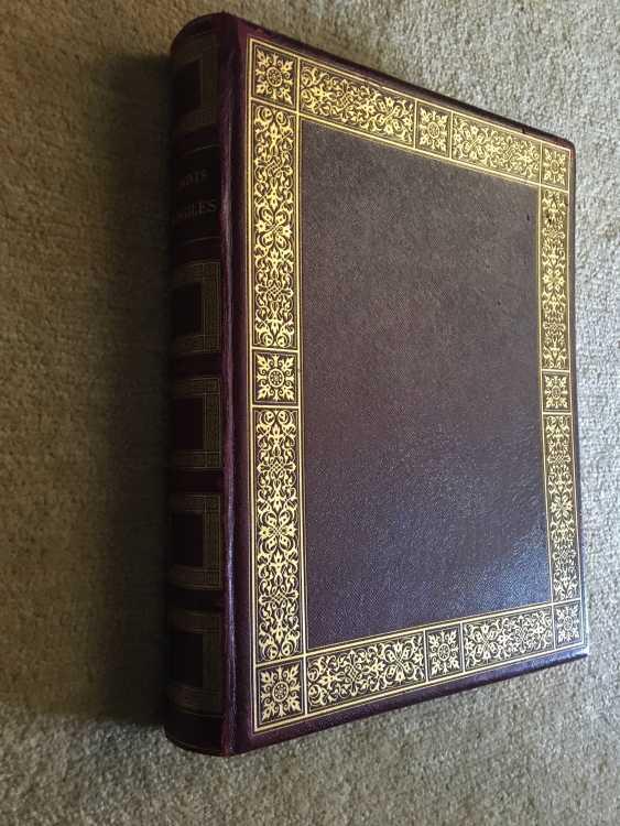 """The book """"Les Saints Evangiles"""", Paris, 1899 - photo 4"""