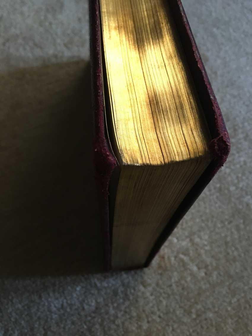 """The book """"Les Saints Evangiles"""", Paris, 1899 - photo 5"""