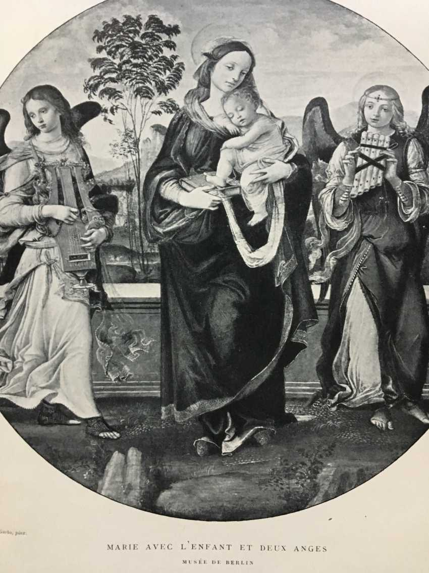 """The book """"Les Saints Evangiles"""", Paris, 1899 - photo 15"""