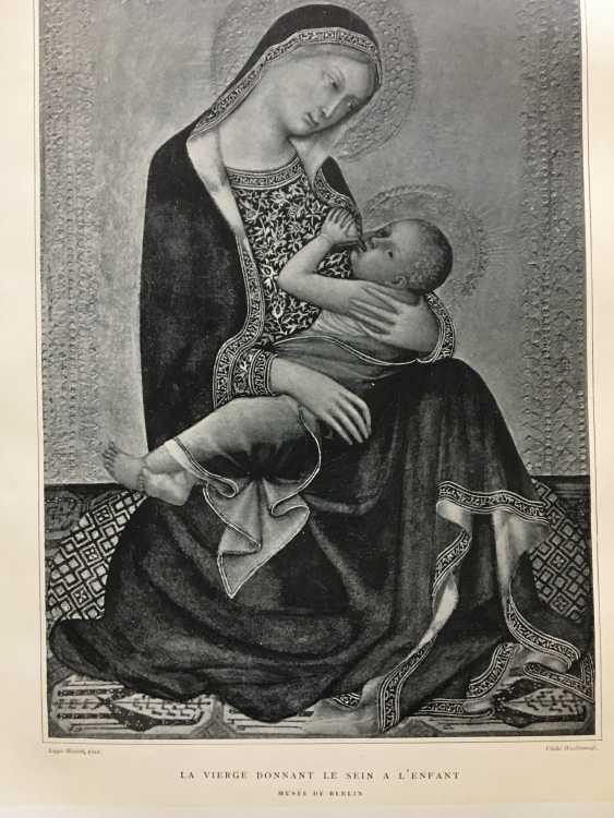 """The book """"Les Saints Evangiles"""", Paris, 1899 - photo 17"""