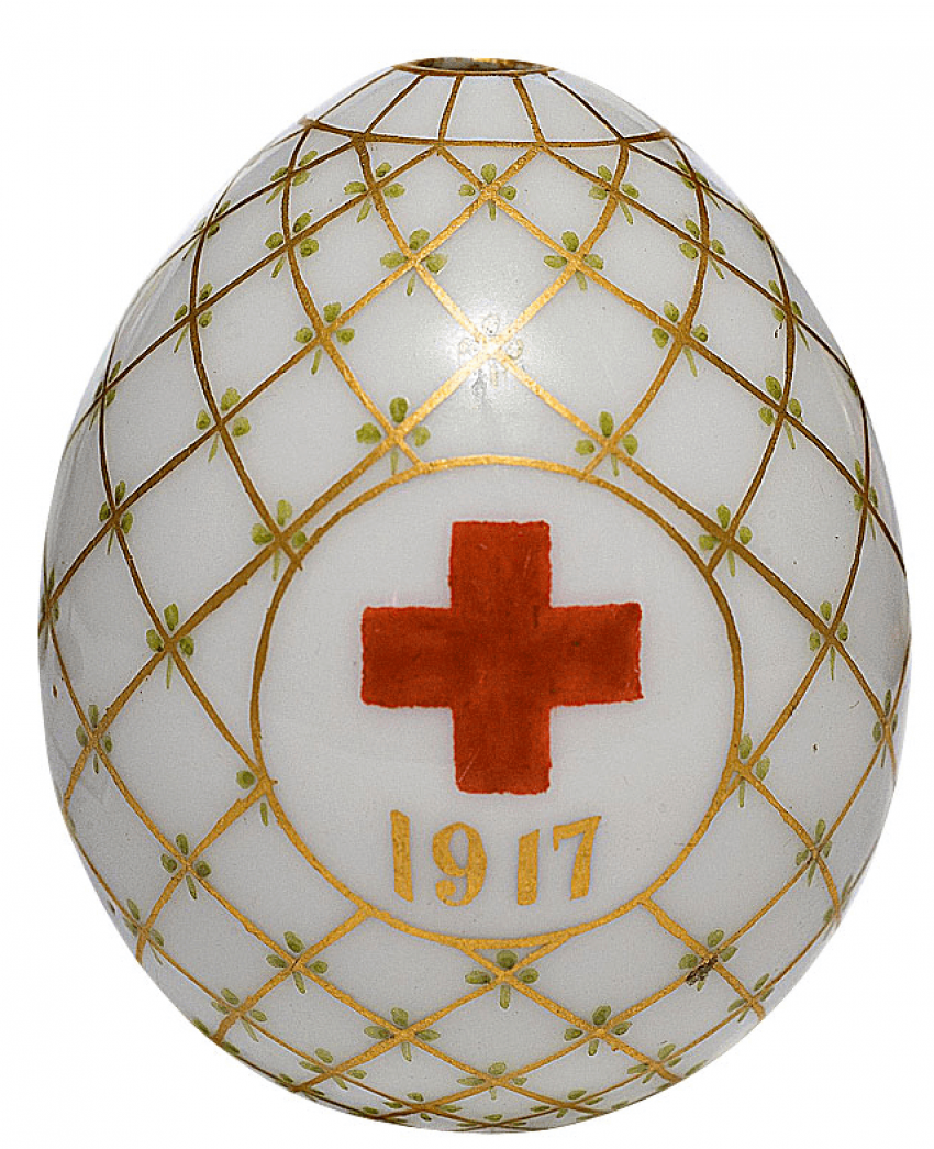 Easter egg Imperial porcelain factory, 1900-ies - photo 2