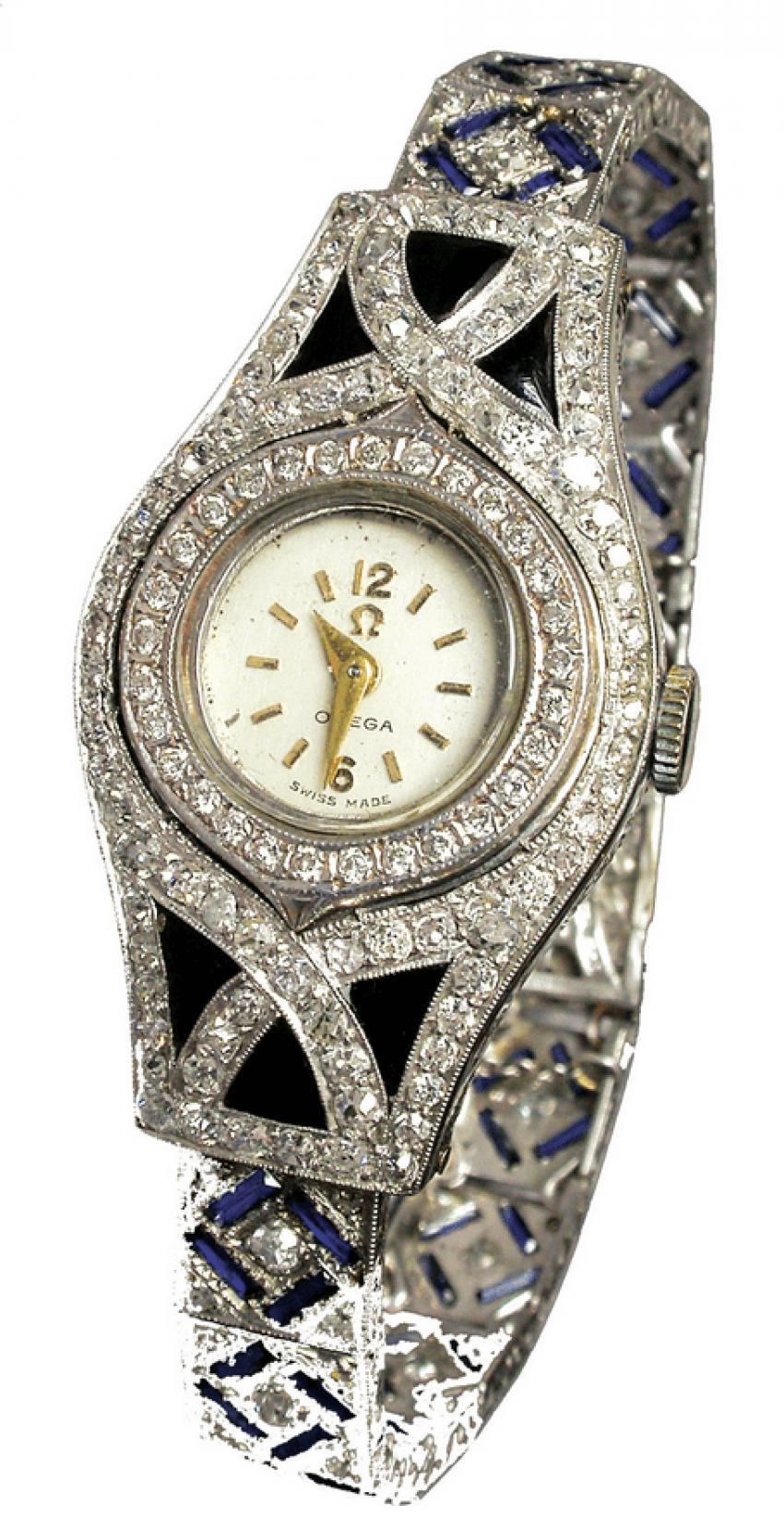 Omega Watch - photo 1
