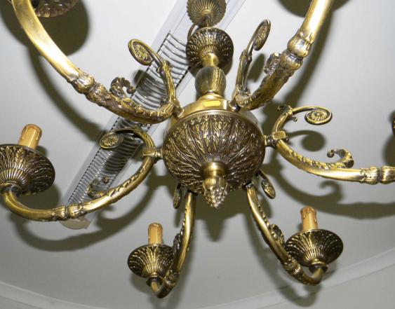 Chandelier horns 6, Holland. - photo 3