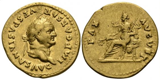 THE ROMAN EMPIRE AURA 75 - photo 1