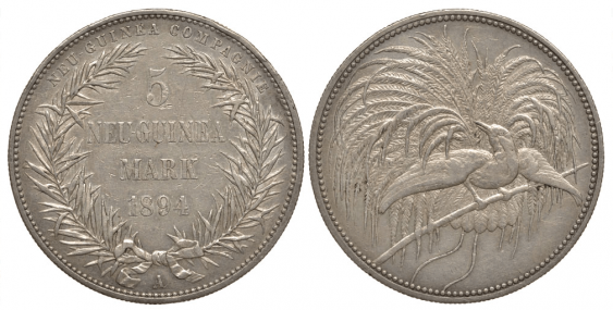 PAPUA NEW GUINEA 5 MARKS - photo 1