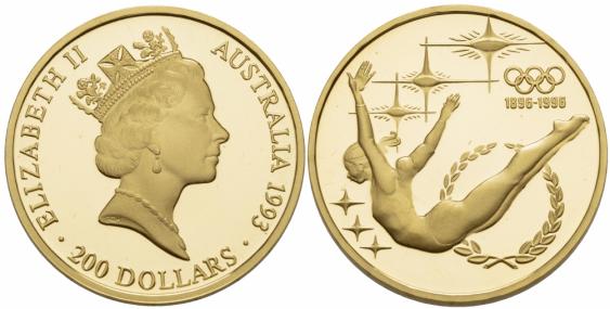 AUSTRALIA 1993 $ 200 - photo 1