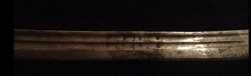 A Caucasian sword in the scabbard, XIX century - photo 2