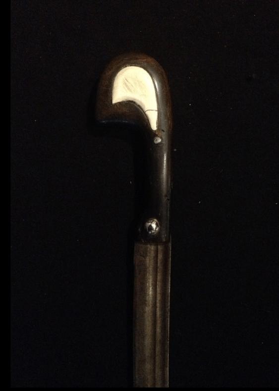 A Caucasian sword in the scabbard, XIX century - photo 3