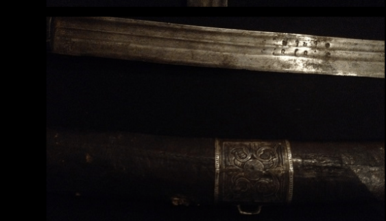 A Caucasian sword in the scabbard, XIX century - photo 4