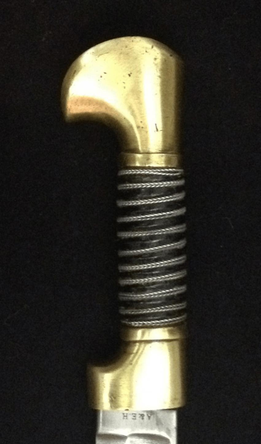 Saber Cossack sample 1838 in sheath. - photo 3