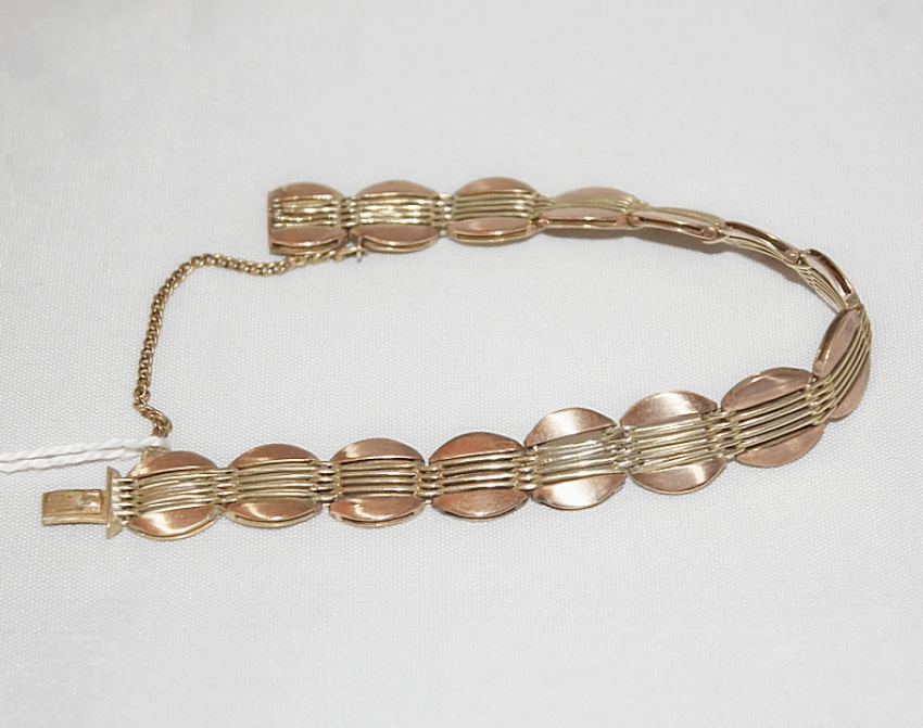 Armband Gold, 56 Versuch - Foto 1