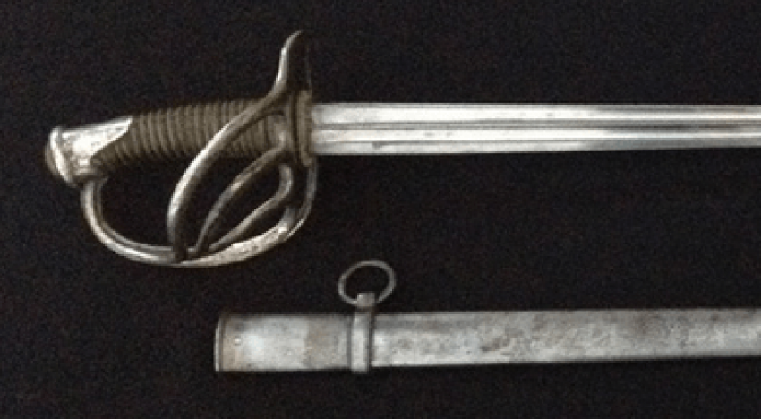 Saber (broadsword) French - photo 1