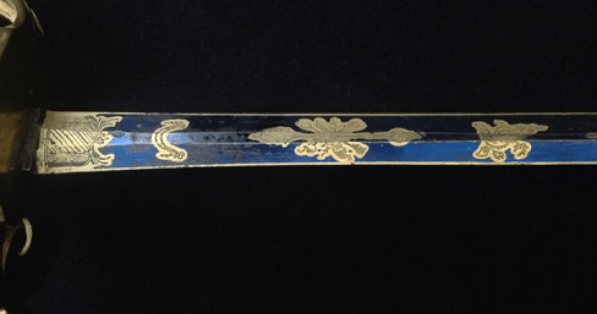 French officer's sword - photo 2