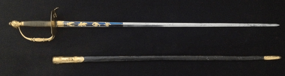 French officer's sword - photo 4