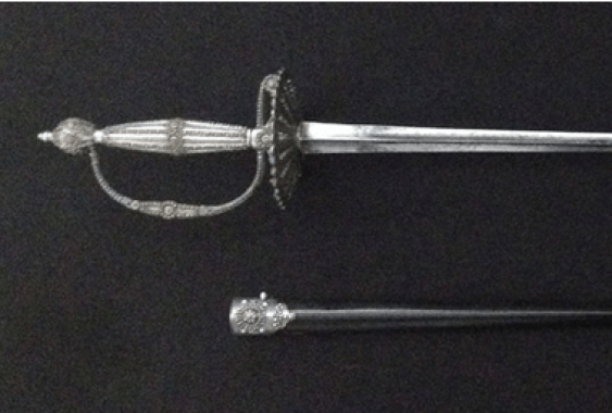 The noble sword in the scabbard. XVIII - photo 1