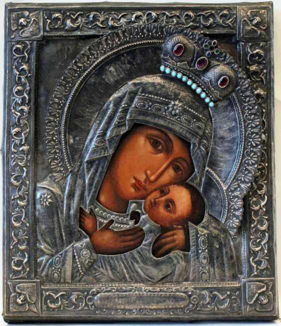 """Ikone Der Gottesmutter """"Корсунская"""" - Foto 1"""