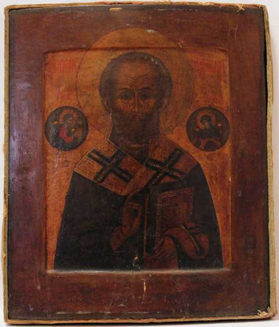 "The Icon ""St. Nicholas The Wonderworker"" - photo 2"
