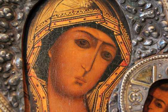 """The Icon Of The Mother Of God """"Tikhvin"""" - photo 3"""