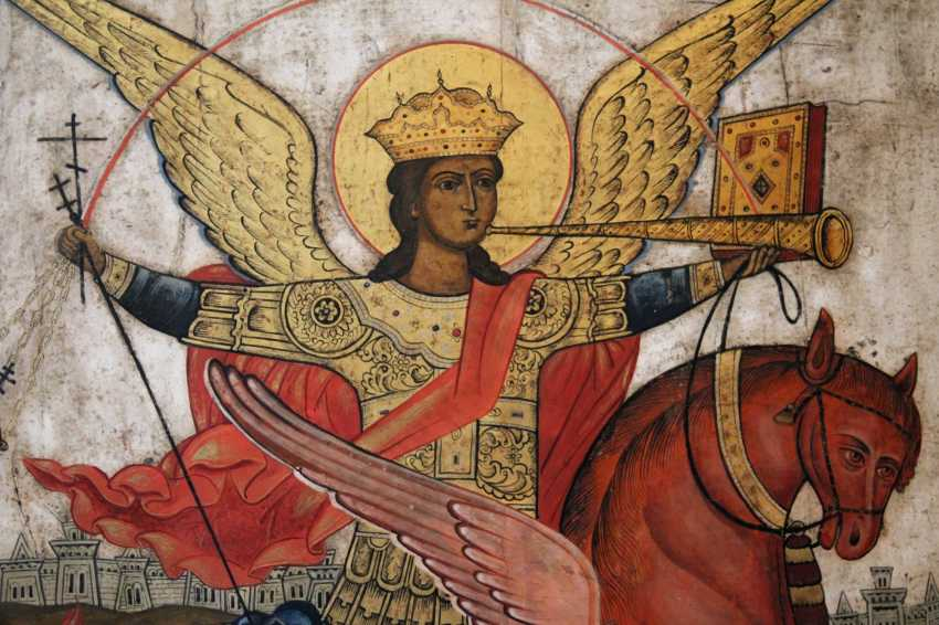 "Icon ""Archangel Michael"" - photo 2"