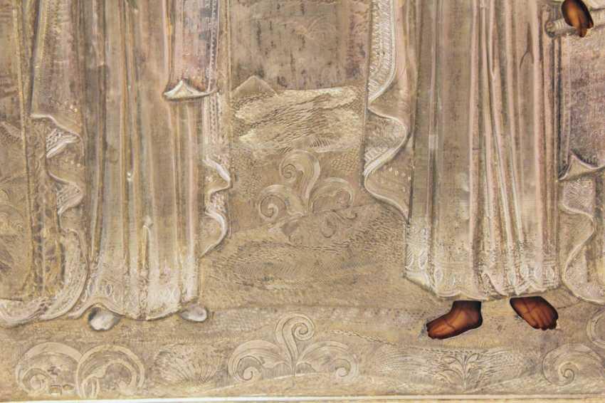 "Icon of ""St. Anastasia and Ilya"" - photo 3"