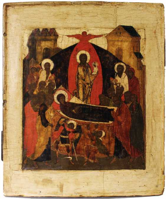 "Icon ""The Assumption"" - photo 1"